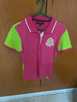Used Sacoor pink and green top in Dubai, UAE
