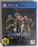Used Ps4 jump force in Dubai, UAE