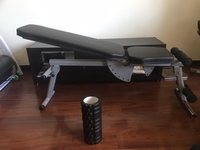 Used Weigh Bench - multi angle adjustable in Dubai, UAE