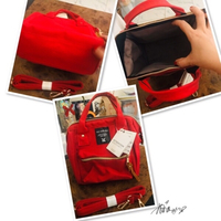 Used Red Sling/Handy Bag 💙 in Dubai, UAE