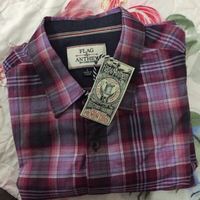 Used Men shirt Brand new Unwanted Gift L in Dubai, UAE