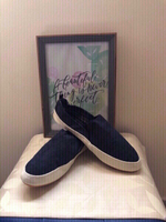 Used Men's Slip-Ons Size 44 NEW in Dubai, UAE
