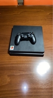 Used PS4 with 4 games inside  in Dubai, UAE