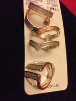 Used 4 rings Half price size14 in Dubai, UAE