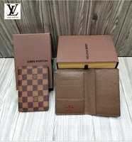 Used Louis Vuitton passport holder in Dubai, UAE