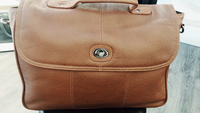 Used Old school vintage laptop bag new peace  in Dubai, UAE