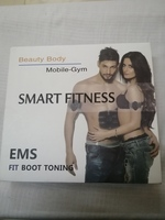 Used Smart EMS muscles training Gear fitness. in Dubai, UAE