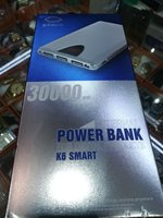 Used K6 Smart Powerbank 30000 mAh in Dubai, UAE