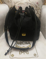 Used AUTHENTIC MCM BUCKET BAG(preloved) in Dubai, UAE