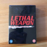 Used LETHAL WEAPON ( All 4 Movies ) DVD in Dubai, UAE