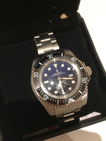 Used Silver  Mastercopy Rolex watch in Dubai, UAE