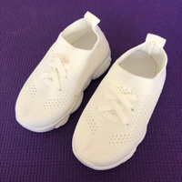 Used White Sneakers for Kids/ 24 in Dubai, UAE