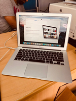 "Used Macbook Air 13"" Corei5,4GB,128 SSD in Dubai, UAE"
