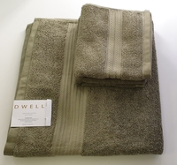 Used Set of towels, brand new, 3 pcs in Dubai, UAE