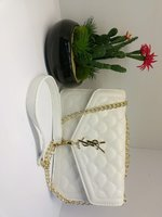 Used YSL white sling bag in Dubai, UAE