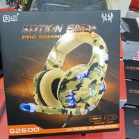 Used KOTION Each Gaming with lighting bars in Dubai, UAE