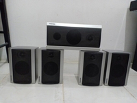 Used Todhiba home theater speakers only in Dubai, UAE