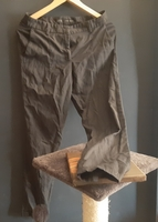 Used Stripped formal cotton pants in Dubai, UAE