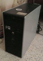 Used HP microtower in Dubai, UAE