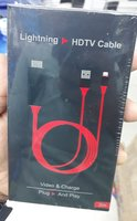Used Lighting cable Hdmi to iphone in Dubai, UAE