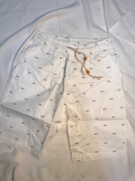 White trousers xl