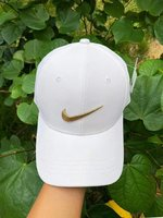 Used Nike white cap check design in Dubai, UAE