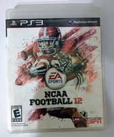 Used NCAA Rugby Ps3 game in Dubai, UAE