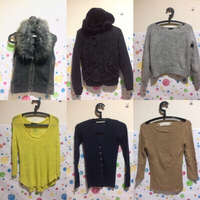 Used Ladies winter wear in Dubai, UAE