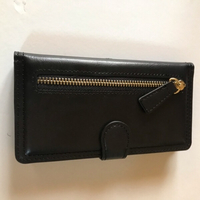 Used Leather wallet phone case (iphone x)new in Dubai, UAE