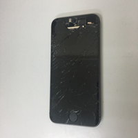 Used iPhone 5S 32GB *Screen well broken in Dubai, UAE