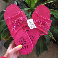 Used new summer slippers (size 38) in Dubai, UAE