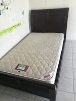 Used Single bed with Mattress  in Dubai, UAE