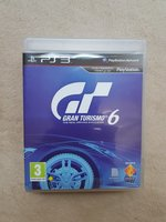 Used Grand TURISMO 6 for PS3 in Dubai, UAE