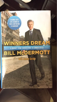 Winner's Dream for Bill McDermott