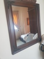 Used Like New Wooden Mirror in Dubai, UAE