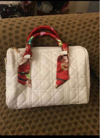 Used White handbag in Dubai, UAE