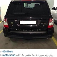 Used Range Rover Sport 2009 in Dubai, UAE