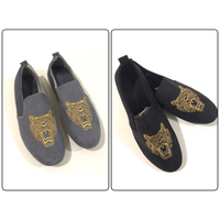 New 2Pcs Casual Shoes Size 38