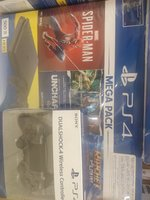 Used PS4 Slim Mega Combo with Warranty Sealed in Dubai, UAE