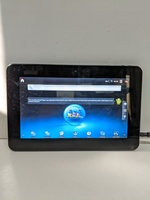 Used ViewSonic ViewPad10s * no battery backup in Dubai, UAE