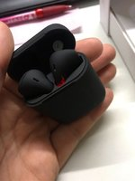 Used Wireless Airpods black color in Dubai, UAE