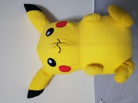 Used Pikachu stuff toy 15 inches in Dubai, UAE