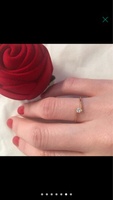 Used 18k real gold ring size 5 in Dubai, UAE