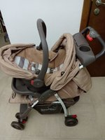 Used Baby stroller and car seat in Dubai, UAE