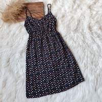 Used Polka dress - Small to Medium in Dubai, UAE