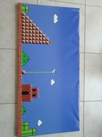 Used 2 Large Mario posters in Dubai, UAE