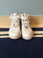 Used Nike AirForce1 hightops us3.5 uk3 eu35.5 in Dubai, UAE