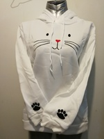 Used Hey cat lovers 🐱, cute hoodie waiting in Dubai, UAE
