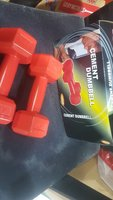 Used 1kg Dumbbells pair for workout in Dubai, UAE