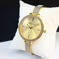 Used MK LADIES WATCH GOLDEN  in Dubai, UAE